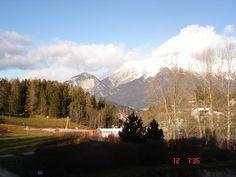 Foto Claudia Costa. Área para aprendizado de esqui do Hotel Gruberhof Igls.