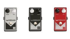 Designed for the working musician, @morganamps makes decadent and unapologetic pedals. Shop them here https://www.bananas.com/collections/new-arrivals/morgan-amplification