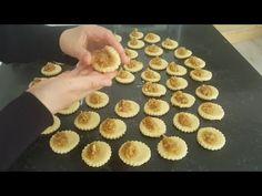 ÖYLE GÜZEL OLDUKİ 2 GÜNDÜR AYNI KURABİYEYİ YAPTIM BİR YİYEN BİR DAHA İSTİYOR YETMİYOR👌✔ - YouTube Muffin, Pie, Cookies, Breakfast, Desserts, Food, Apple Tea Cake, Torte, Crack Crackers