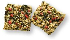 Skip the junk and try homemade energy bars