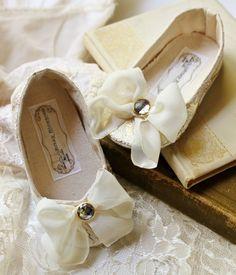 528c08dabacc Baby Girl ShoesToddler Girl Shoes Soft Soled Shoes Wedding Shoes Flower  Girl Shoes White Shoes Silver Shoes Cream Shoes Gold Shoes-Arabella via Etsy