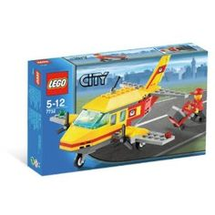 Lego City Set #7732 Air Mail