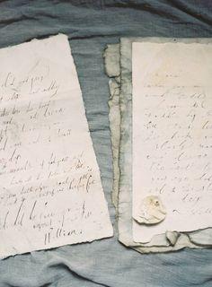 Tara Spencer Calligraphy |  Moody Grey Wedding Inspiration on the Irish Coast via Magnolia Rouge