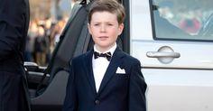 Da sollte Prinz Joachim von Dänemark wohl besser aufpassen: Sein Neffe Prinz Christian wird ihm in ein paar Jahren den Job streitig machen …
