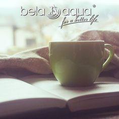 …easy like sunday morning ☕️  Kaffee wird mit bela•aqua® zum Genuss. Wir wünschen einen schönen Sonntag!  #sunday #funday #chill