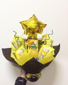 Snack bouquet for graduation