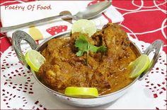 Poetry Of Food: Xacuti Chicken...!! A Goa Portuguese Delicacy...!!
