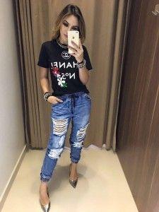 Calça Feminina Compre Em Até 6x Sem Juros - Estação Store