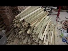 How to make the patterns and jigs for building the geo-dome geodesic dome timber frame kit