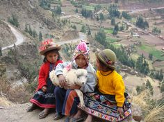 Inca Trail, Peru (those children walk MILES every day to go to school. I am NOT kidding)