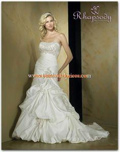 Symphony Rhapsody Robe de Mariée - Style R6303