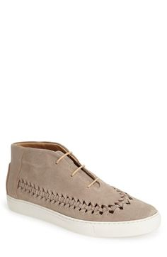 Thorocraft 'Grafton' Leather Chukka Sneaker