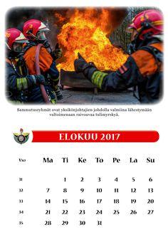 Helsingin VPK:n kalenteri 2017 (c) Grafter