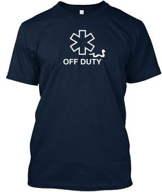 For the off duty paramedic/EMT