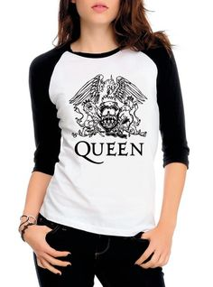 Rock Outfits, Edgy Outfits, Grunge Outfits, Cute Outfits, Classic Rock Shirts, Moda Geek, Queen Outfit, Future Clothes, Queen Freddie Mercury