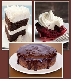 Rich Frosting/Icing : Boil half a cup of milk with 3 TB of flour until thick. When the paste is cold, beat with a mixer together with half a cup of butter (previously mixed with a little sugar). Flavor of choice in the end.(ex: coffee or white/dark choc.)