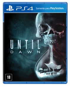 [Saraiva] Until Dawn PS4 89,10 - Frete Grátis