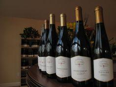 Our Wines to discover at our beautiful tasting in Hammondsport, NY...