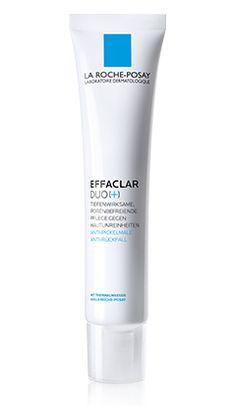Alles über Effaclar DUO (+), ein Produkt der Effaclar-Serie von La Roche-Posay, empfohlen für Gesicht. Kostenloser Expertenrat Effaclar Duo, La Roche Posay Effaclar, Bottle, Top, Face, Wish List, Flask, Jars