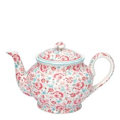 Buy GreenGate Malou Flower Teapot Online At Occa-Home