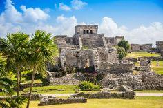 Le Yucatán d'est en ouest : visite guidée