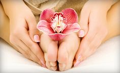 Groupon - $24 for a Mani-Pedi at Kelly's Hair and Nail Salon ($47 Value) in Evansville. Groupon deal price: $24.00