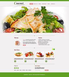 Free #Restaurant Website #Template – Setting Up a Positive Tone  http://blog.templatemonster.com/2013/05/13/free-website-template-restaurant-site/