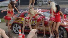 Autoexotics 2008. Girls