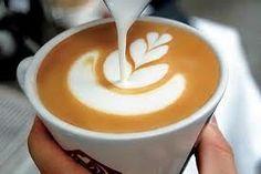 cappuccino art Cappuccino Art, Coffee Cups, Latte, Icing, Espresso, Tableware, Firenze, Desserts, Food