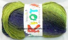 King Cole RIOT DK Wool Yarn 238 Reflections