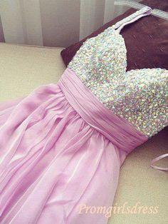 Custom Sequin Homecoming Dresses Short Prom by Promgirlsdress, $129.00