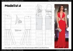 ModelistA: A3 NUMo. 0226 DRESS