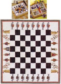Chess set 1/5 Cross Stitch Games, Cross Stitch For Kids, Cross Stitch Bookmarks, Cross Stitch Charts, Cross Stitch Designs, Cross Stitch Patterns, Cross Stitching, Cross Stitch Embroidery, Embroidery Patterns