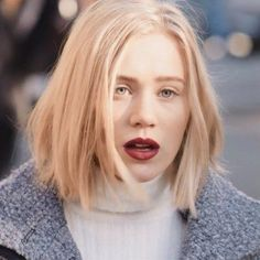 Uploaded by Mariana Pinto. Find images and videos about skam and noora on We Heart It - the app to get lost in what you love. Noora Skam Style, Cute Hairstyles, Wedding Hairstyles, Pretty People, Beautiful People, Noora And William, Culture Pop, Hair Inspiration, Blonde Hair