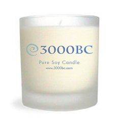 #3000BC Pure Soy Candle!    Have tried this candle in several scents and it's so fantastic!