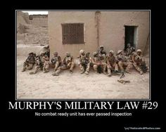 Good ol' Murphy (freakin asshole)