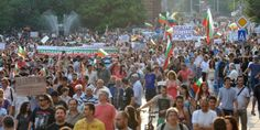 Demand the resignation of the Bulgarian government!