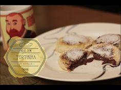 Quer uma tortinha de Nutella pronta em cinco minutos? | Catraca Livre