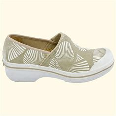 Picture of Dansko Volley Chino Palm Frond Canvas