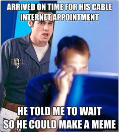 the cable guy memes - Google Search