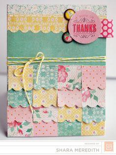 BasicGrey: Card of the Month Kit Card Kit, Card Tags, Cute Cards, Diy Cards, Scrapbooking, Scrapbook Cards, Handmade Card Making, Beautiful Handmade Cards, Creative Cards