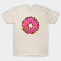 Classic Homer Donut on a T-Shirt. Click here: http://shrsl.com/?fwqw