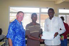 Kerry Johnson-Senegal  Read his story: http://www.peacecorps.gov/index.cfm?shell=response.volstories.johnson