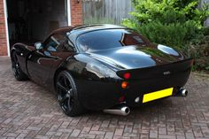 TVR Tuscan S ~ love the back end of Tuscans! <3