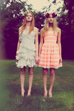 Love the Ruffle dress!