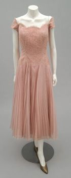 Woman's Dress  Made in United States, North and Central America  1955