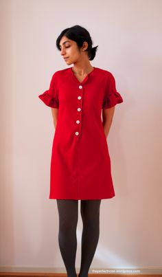 Schumacher Dress Blooper by theperfectnose | Project | Sewing / Dresses | Kollabora