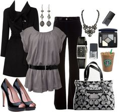 """""""This will be so cute for work!"""" by chelseawate on Polyvore"""