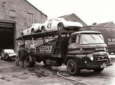 BMC Cooper Transporter