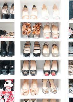 ashley tisdale's closet